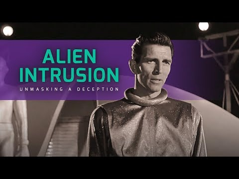 Preview of Alien Intrusion: Unmasking a Deception (Influence of Science Fiction)