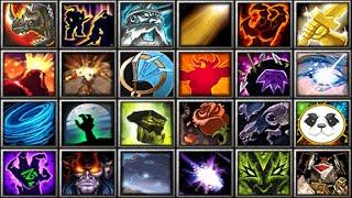100 ultimates / AĮl heroes