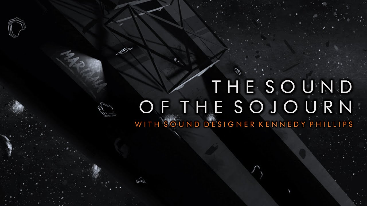 """The Sound of """"The Sojourn"""" Audio Drama Show"""
