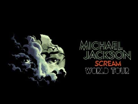 Michael Jackson - Scream World Tour - LIVE HD
