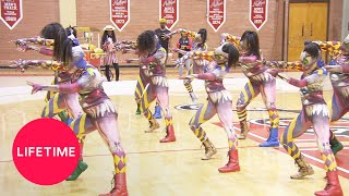 Watch the Dancing Dolls' full circus-themed creative routine from S...