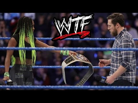WTF Moments: WWE SmackDown (Feb 21, 2017)