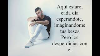 Esperándote - Manuel Turizo LETRA