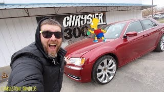 Is It Worth Buying a New Chrysler 300 vs 5 Year Old Chrysler 300?!? ( 100% American Man Review )