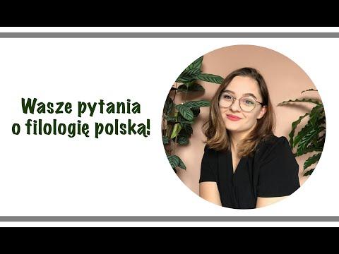 FILOLOGIA POLSKA Q&A