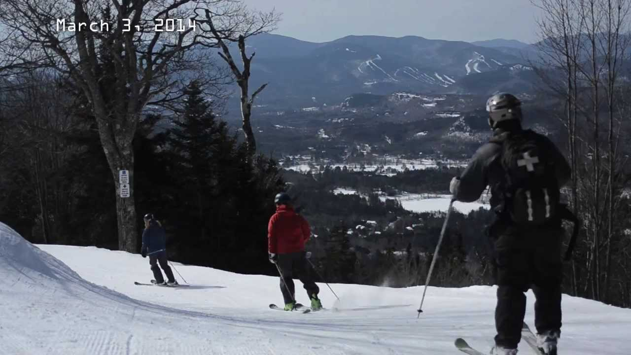 ski nh weekly video filmed at black mountain ski area on march 3