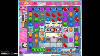 Candy Crush Level 1093 help w/audio tips, hints, tricks