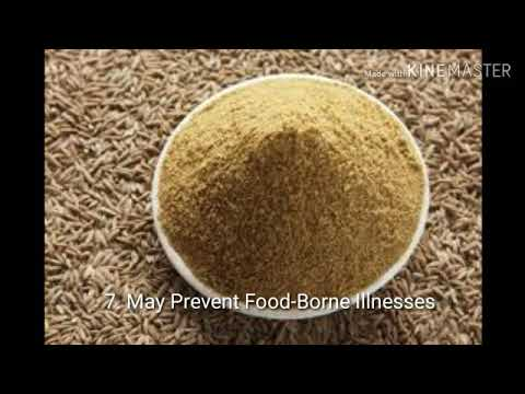 The Great Health Benefits of Cumin