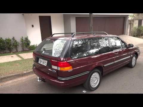 2° video da minha Ford Versailles Royale 2.0i Ghia 1994. (com detalhes originais recuperados)