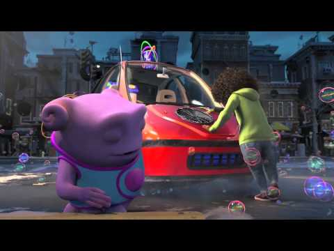 Home: Hogar dulce hogar - Trailer en español (HD)
