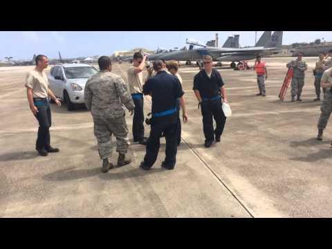 USAF Guam air show 2016
