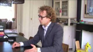 Geluksinterview met Alexander van den Berg