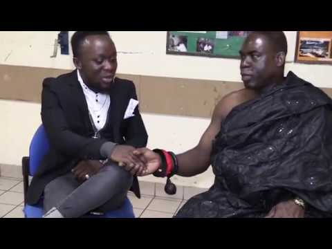 Nana Takyi interviews Nana Ofori Mante For the Assurance of Ghanaians living in France