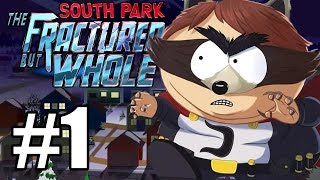 The Coon   South Park The Fractured But Whole Gameplay  Walkthrough PC   E01