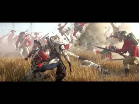 Assassins Creed 3 Trailer Montage  The Glitch Mob  Animus Vox