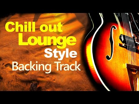 Chill Out Lounge Guitar JamTrack Am 70 Bpm