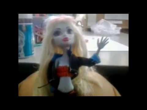 фото монстр хай моих кукол