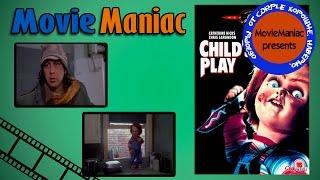 [MM]: Обзор на фильм Детская игра/Child's Play(1988)