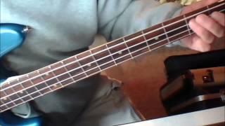 Rio de janeiro blue (Bass Cover)