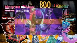 Monster High - Boo York (Swedish) [Movie Version] HD