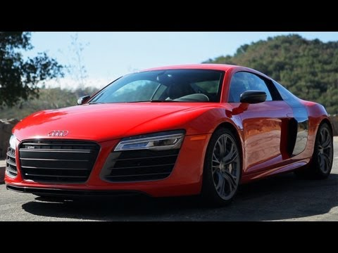 The One With The 2014 Audi R8 V10 Plus Coupe! - World's Fastest Car Show Ep. 3.10