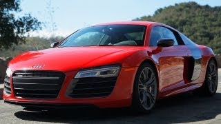 The One With The 2014 Audi R8 V10 Plus Coupe! - World