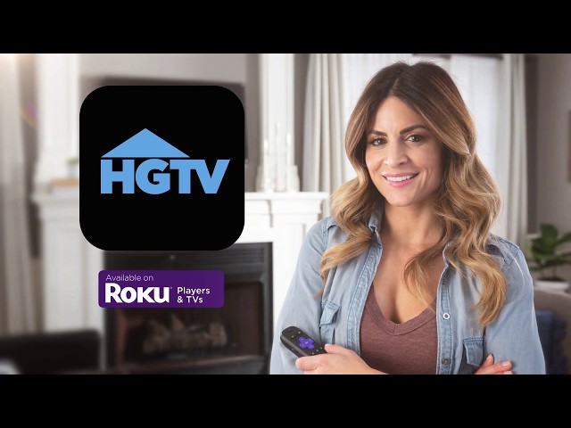 Alison Victoria of Windy City Rehab shows off voice search on Roku devices