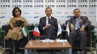 LAUNCH OF EXPO 2015 UAE PAVILION