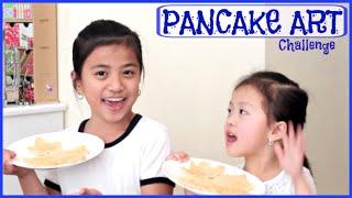 Pancake Art Challenge : JeungGirls   AntiDiary