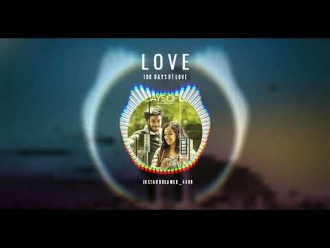 100 Days Of Love | Love Bgm | Malayalam Movie
