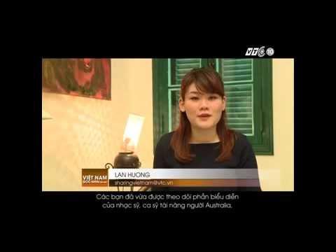 TV interview #1 in Hanoi, Vietnam.