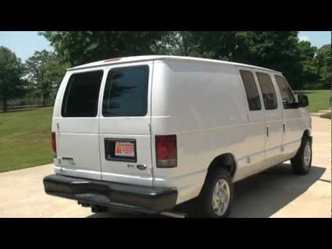 2011 FORD E150 CARGO VAN XLT FOR SALE SEE WWW SUNSETMILAN COM