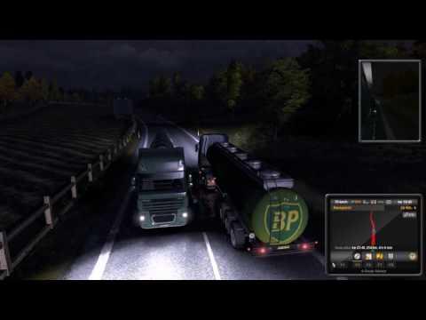 Pelataan: Euro Truck Simulator 2 Osa: 79 Rotterdam - Duisburg