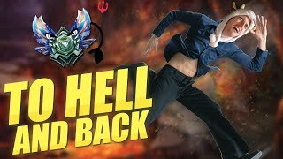 TO ELO HELL AND BACK ON TAIWAN SERVER - Cowsep