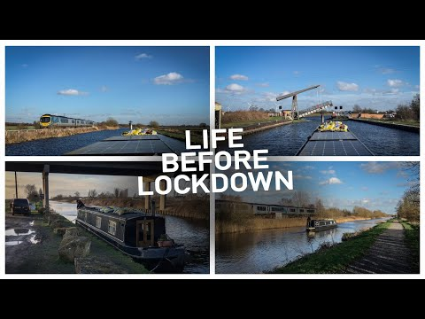 270 - Cruising The Stainforth & Keadby Canal Before Lockdown