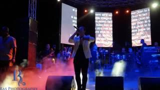 Buleria ft  Ritmo Real - Con Lo Ta @ Chill The Concert Aruba 07-10-2016