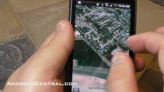 Google Earth on Android - AndroidCentral.com