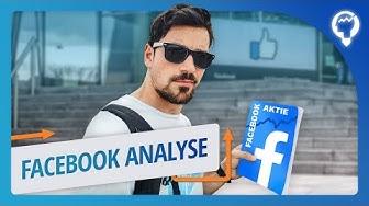 Die Facebook Aktie (warum ich sie liebe) Facebook Analyse nach der HV