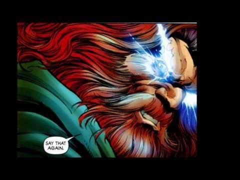 Hulk vs Zeus