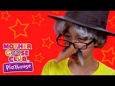 Baby Songs | World's Biggest Nose🐽 Old Man With A Nose | Mother Goose Club Playhouse Nursery Rhymes