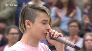 Bars and Melody - Thousand Years (ZDF-Fernsehgarten - 2017-07-02)