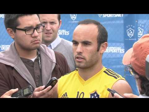 US Soccer Landon Donovan on being dropped from World Cup