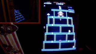How to Point Press in Donkey Kong with Robbie Lakeman (World Record Holder)