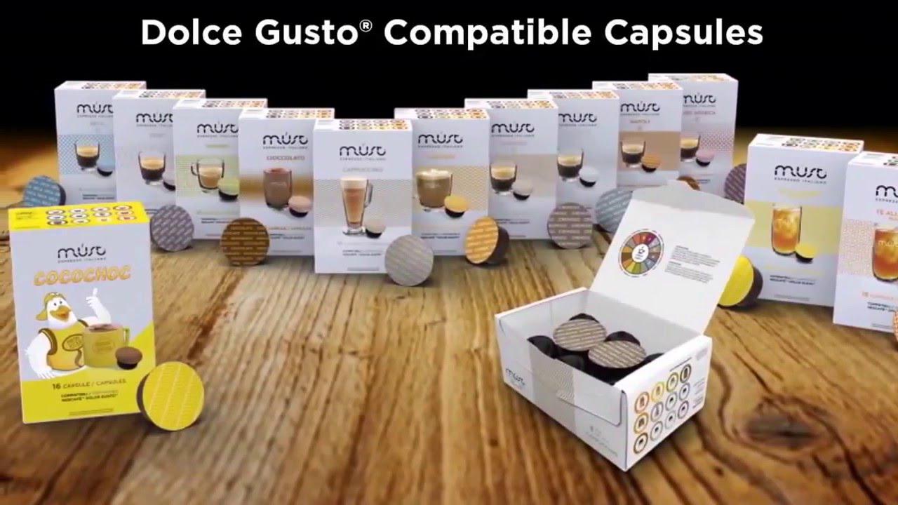 goedkope dolce gusto cups bestellen