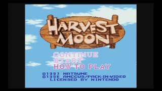 Stream Highlight: Harvest Moon SNES Speedrun Any%