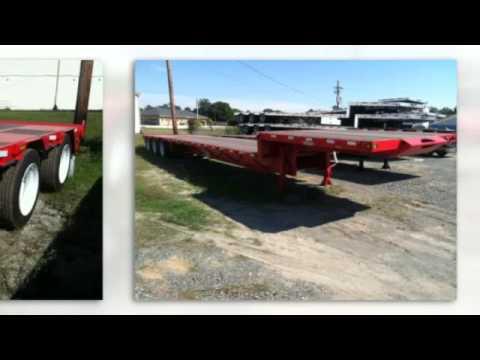 2014 Doonan Oil Field Trailers