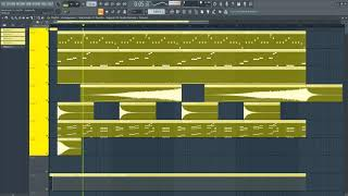 Marshmello Ft. Bastille - Happier [FL Studio Remake + FREE FLP]