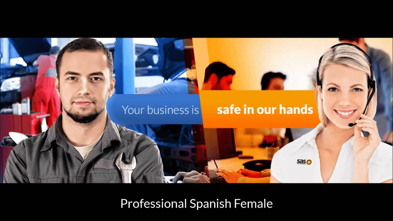 Specialty Answering Service Greeting Style Professional Female