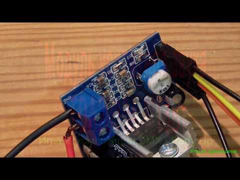 Модуль усилителя звука TDA2030A*18Вт