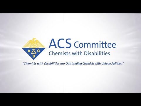 The ACS Committee On Chemists With Disabilities